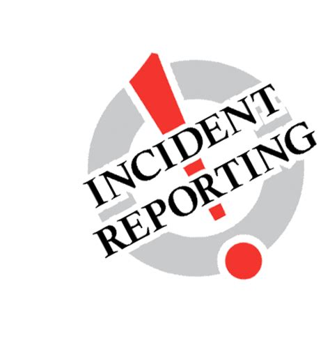 How to write the incident report