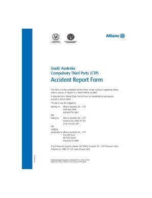 Writing the Incident Report AllBusinesscom